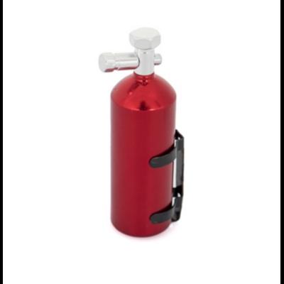 HOBBYTECH Bombonne 23gr. NOS nitrous oxyde en alu.rouge , HT-SU1801016