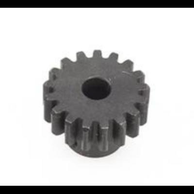 HOBBYTECH Pignon 17 dents moteur electrique Brushless 1/8 5mm module 1, HT-560117
