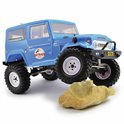 FTX Crawler Outback 2 Tundra 4wd 1/10 RTR, FTX5584