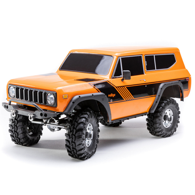 REDCAT GEN8 SCOUT II 1/10 SCALE CRAWLER - ORANGE EDITION, RC00006