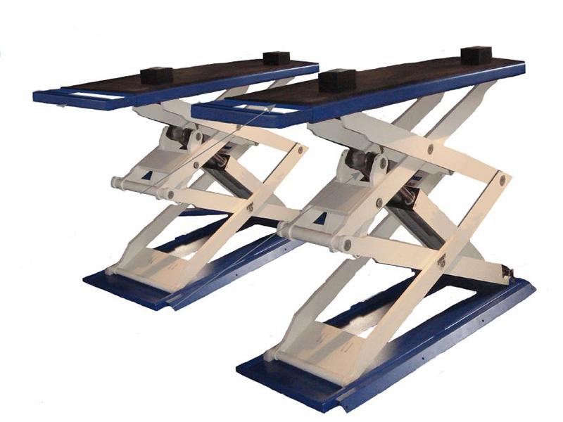 pont l vateur ciseaux encastr 3t 380 volts sr distribution. Black Bedroom Furniture Sets. Home Design Ideas