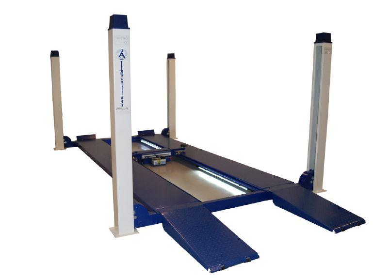 pont 4 colonnes 5t5 380 v pont l vateur sr distribution. Black Bedroom Furniture Sets. Home Design Ideas