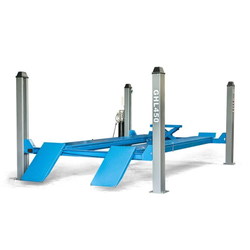 Pont élévateur 4 colonnes 5T 230/380V