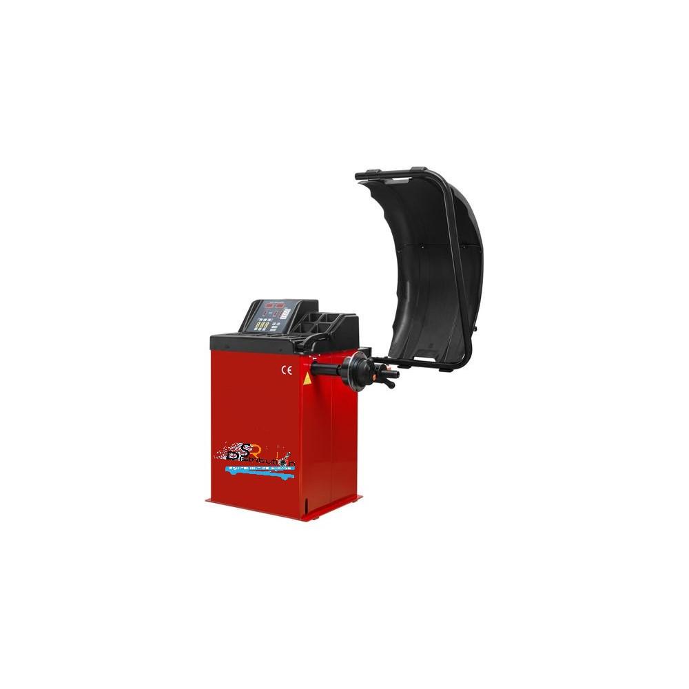 Équilibreuse De Roue Semi Automatique 220 Volts