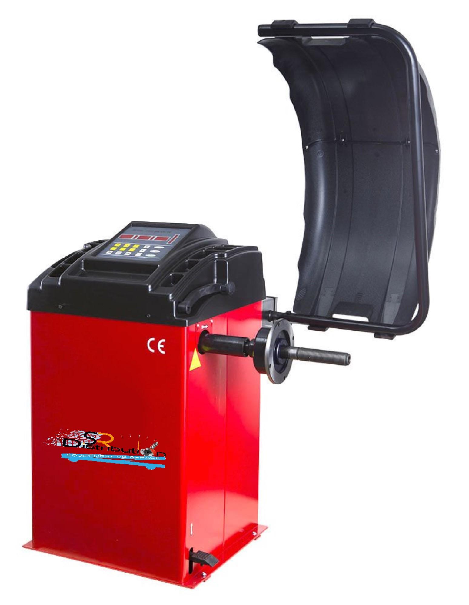 Équilibreuse de roue automatique Pro