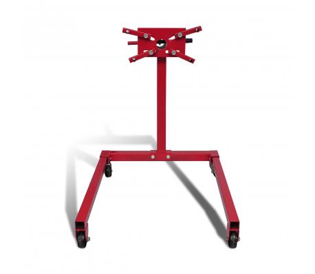 pied support moteur 570 kg rouge outillage automobile servante d 39 atelier. Black Bedroom Furniture Sets. Home Design Ideas