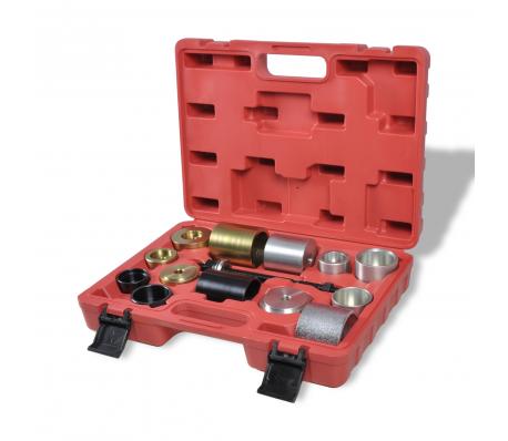 Coffret extracteur silentblocs essieu bmw outillage for Garage seat fontaine