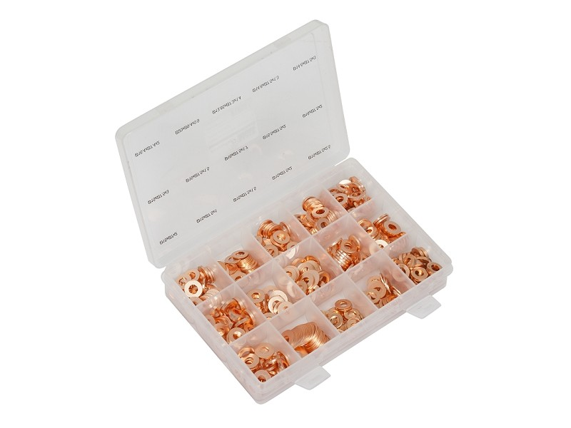 Coffret Joints Injecteur 450Pcs
