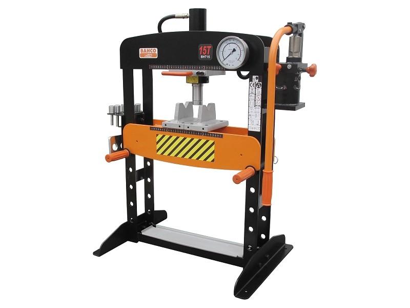Presse hydraulique 15T