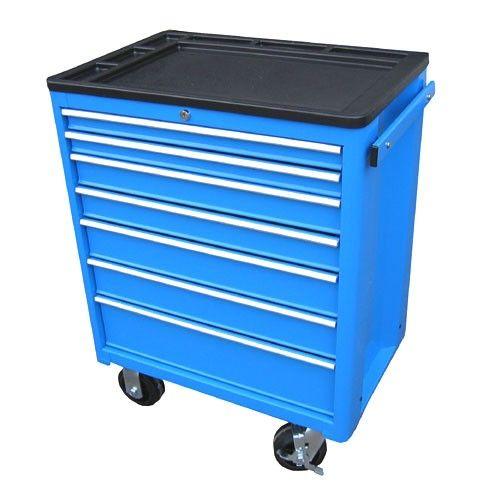 Servante d 39 atelier 7 tiroirs vide mat riel de garage pas for Garage seat fontaine