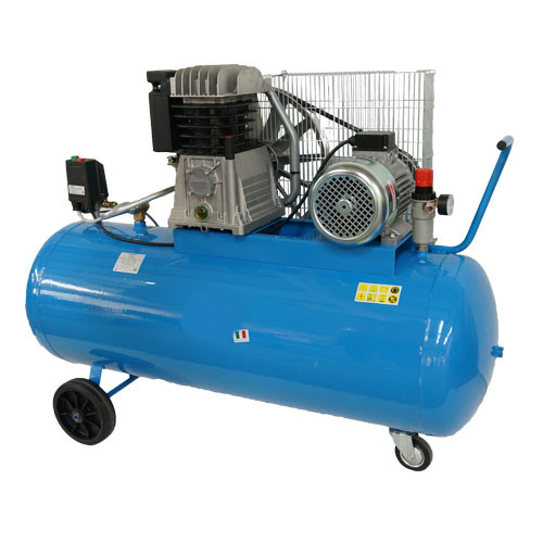 Compresseur D\'Air 200L 380V