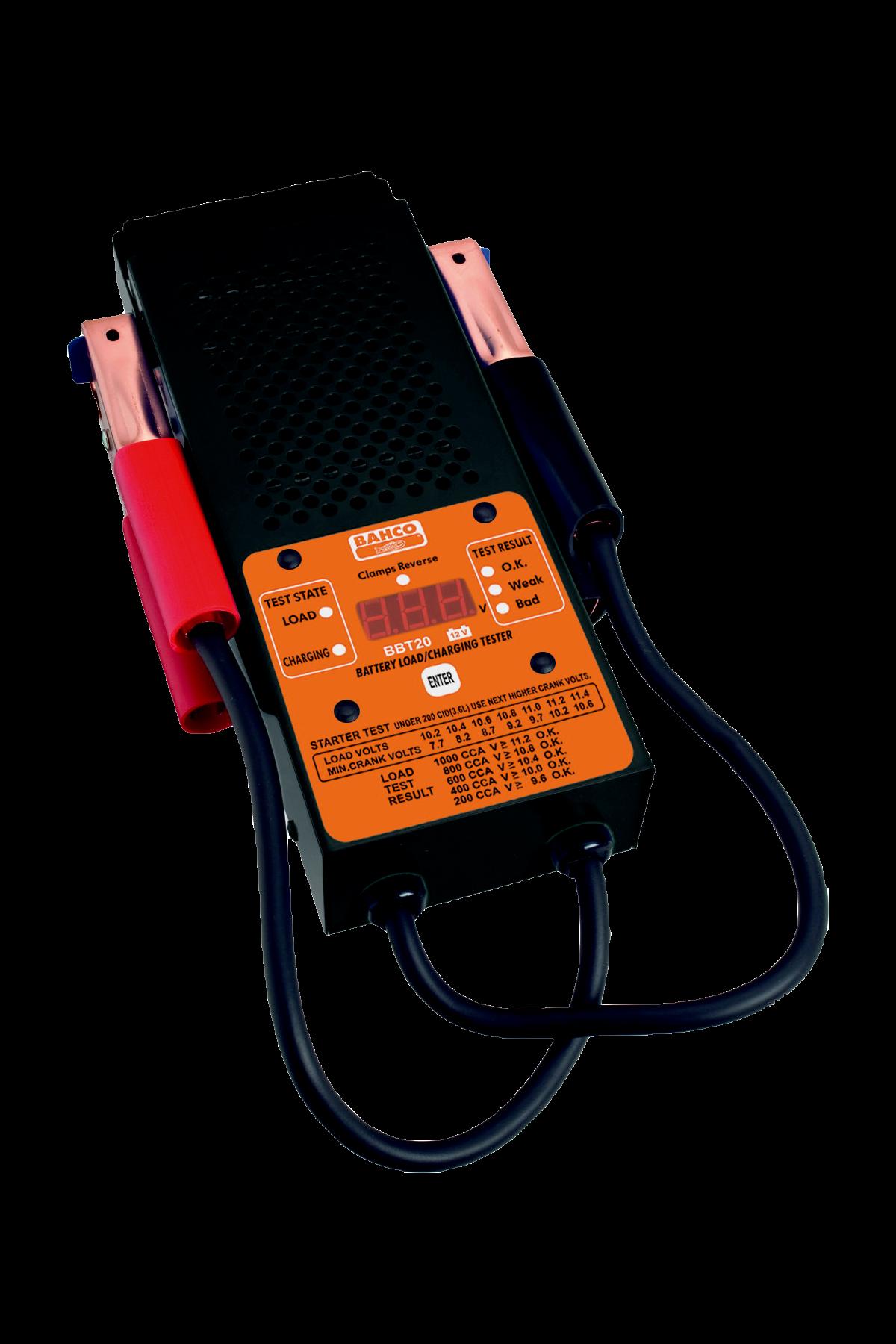 Testeur De Batterie 12 Volts