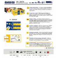 chargeur batterie 024526