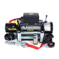 Treuil électrique 12V 4300 Kg