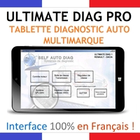 Tablette de diagnostique Auto Multimarque