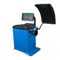 Equilibreuse de roue semi automatique 10-24 pouces 220 Volts