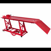 Plateforme hydraulique pour moto 450 kg
