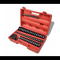 Coffret extraction de roulement de 18 à 65 mm 51 pièces