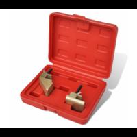 Coffret d'outils pour courroies 2 pièces