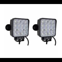 Phare de travail à LED 48W 2pcs