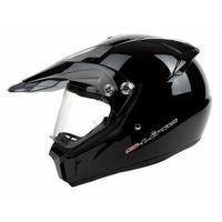 Casque  Noir XS moto enduro