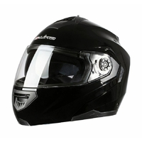 Casque moto intégral modulable S520 Noir L adulte