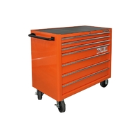 SERVANTE D'ATELIER 7 TIROIRS XL  Couleur orange PSP Bahco