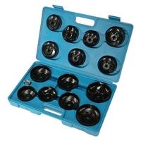 Coffret 15 cloches pour filtre huile