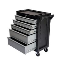 Servante d'atelier 5 tiroirs + accessoires
