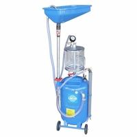 Récupérateur d'huile gravité/ aspiration 80L