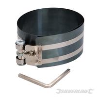 Bande collier de serrage pour segment de piston 89 - 178 x 75 mm