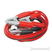 Câbles de démarrage usage intensif 600 A max 3,6 m