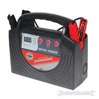 Chargeur de batterie 12 V, 15 A