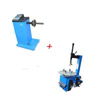 Pack machine démonte pneu + équilibreuse ECO 220v