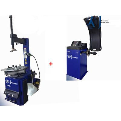 pack machine à demonte pneu et equilibreuse pas cher 220v