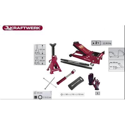 38112set kit changement de roue