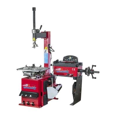 Combiné Machine Démonte Pneu + Équilibreuse De Roue 220V