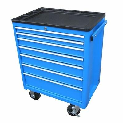 servante d 39 atelier 7 tiroirs vide mat riel de garage pas cher. Black Bedroom Furniture Sets. Home Design Ideas