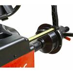 bras de mesure equilibreuse de roue