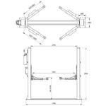 dimensions-pont-colonnes