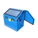 cabine de sablage microbilleuse 110l