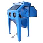 cabine de sablage microbilleuse 350l