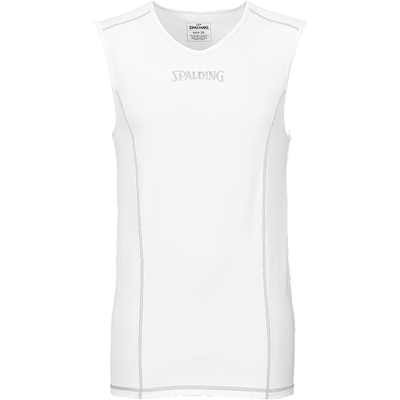 Sous-maillot Functional Tank Top Blanc Spalding