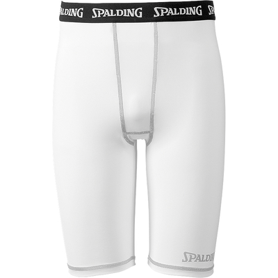 Sous-short Functional Tank Top Blanc Spalding