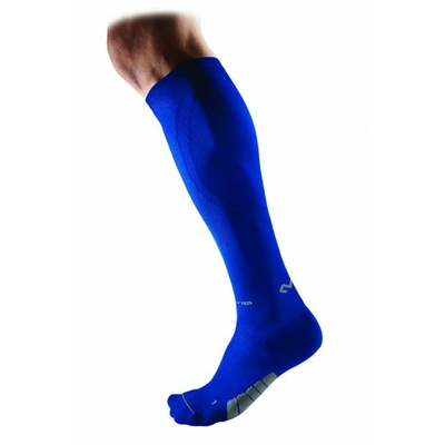 Chaussettes de compression running ACTIVE Bleu roi Mc David