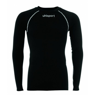 Sous Maillot Uhlsport Thermo ML Noir