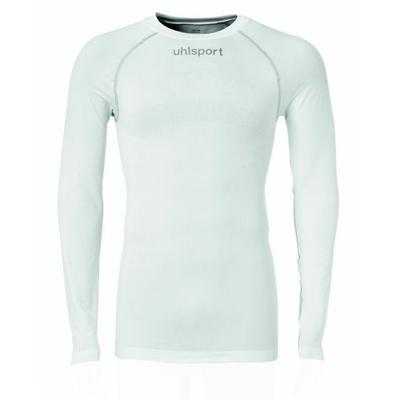 Sous Maillot Uhlsport Thermo ML Blanc