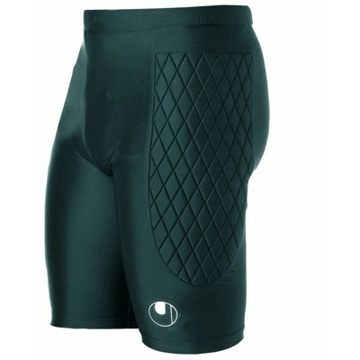 Sous Short de gardien de but Uhlsport Noir