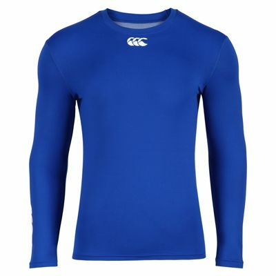 Sous-Vêtement Canterbury Cold Long Sleeve Top Bleu Roy