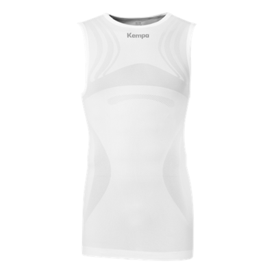 Sous-Maillot Fonctionnel Top Blanc Kempa